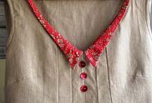 Креатив в шитье, крое и около / Необычный крой и идеи в одежде