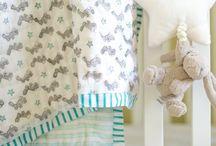Quilts & Play mats for babies & children / Hand blocked quilts & play mats for children