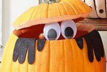 halloween / Halloween-i ötletek