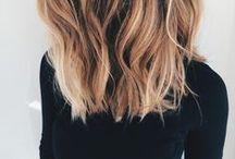 / hair /
