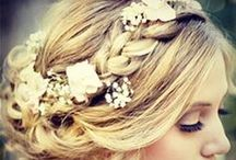 Will you say yes? / Our favourite weeding hair styles