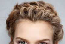 Out of my face! / Our favourite Hair ups