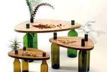 Tables and stools
