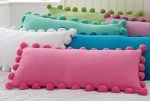 Подушки / Красивые и необычные подушки