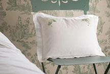 Luxury Baby Pillowcases / Hand Embroidered baby pillowcases for adults and children