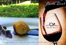 Los viernes a Posta Real / Ven a cenar cada viernes y te invitaremos a una original tapa y una copa de vino. Te esperamos en www.lapostareal.com