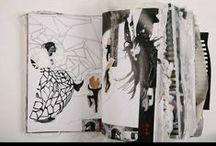 Sketchbooks and Illustrating