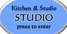*STUDIO / STUDIO is a part of my from Kitchen and Studio blog,  and a place where I usually do and share my craft activities.  http://kitchenetstudio.blogspot.co.id/search/label/STUDIO