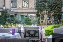 Summer Terraces - Hotel du Collectionneur