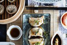 [asian cuisine] / by [absolutfinn]