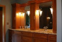 FGC Bathroom Remodels / Enjoy photos from some of Forest Glen Construction Company's remodeled bathrooms!