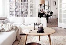 Living room / Le plein d'idées déco à réaliser... un jour !