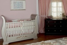 VENICE Crib Nursery / Art and Furniture never looked better together.