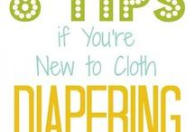 Cloth Diapering 101 / Articles to help you on your journey through cloth diapering.