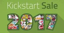 Advertising Stickers / You can check from the images posted our Monthly Promos or Sticker Sale.