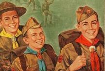 Old Boy Scouts / by Sa Schmidt