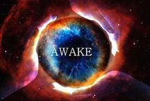 SPIRITUAL AWAKENING  / GOD,OM,AWAKEN, ZEN, ENLIGHTENMENT,THE THIRD EYE, KARMA,LAWS OF THE UNIVERSE, LAW OF ATTRACTION, VIBRATION, MEDITATION,  CHAKRA , BUDDHA, JESUS, GURU,ECKHART TOLLE, OSHO, RUMI,MAYA ANGELOU, INSPIRATIONAL QUOTES, SPIRITUAL, FAITH, LOVE, RADIANCE,THE UNIVERSE, FREE,FEARLESS,HAPPINESS,GRATITUDE,BLESSINGS, WISDOM, EGO, BELIEFS, LIGHT, GREATNESS,FREEDOM,BEAUTIFUL, TRUTH,PEACE,INNER PEACE,SOULS, AWARENESS,YIN AND YANG, ENERGY,COSMIC, LIFE, JOURNEY,YOGA,NATURE,REFLECT, CREATION,DIVINE,ETERNITY.  / by tina dhaliwal