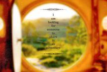 LOTR/The Hobbit / I am fire!!! I am death!!! / by Kessalee Billings