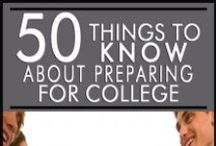 College Success / Here are some friendly tips on how to get into college successfully and stay there! / by EWU Admissions
