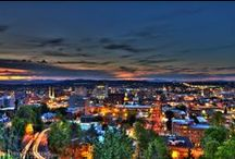 Wild Washington / Check out what's around Cheney, Wa.  EWU's home! / by EWU Admissions