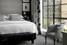 Interior Design - Hotel Style / Inspiration for interior design (style: hotel)