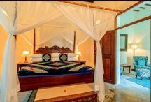 Counting Sheep / A look at the bedroom Interiors of Ibo Island Lodge. The Lodge is made up of 3 beautifully restored mansions each over 100 years old and consist of 14 individually and elegantly designed rooms - the perfect place for a summer snooze