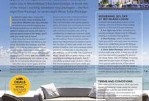 In the Spotlight / Ibo Island Lodge receives a lot of PR coverage from around the world. We are proud to share this with you...