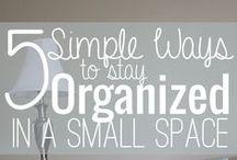 Project: Organize