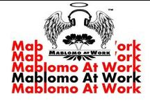 Mablomo At Work / Mablomo At Work Fashion Show