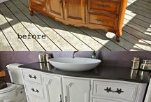 recycled stuff, makeover, build