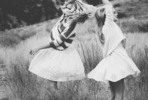 twirling. / Not much is better than twirling in a great dress.