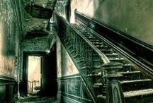 Abandoned / by Skye Malone