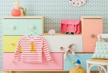 IKEA hacks and DIYs for kids rooms / Ideas for kids rooms interior design and DIY + IKEA hacks