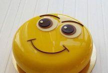 decoration- food, cakes