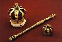 Crowns and Thrones / And regal regalia. Dedicated to my beautiful wife.