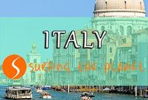 Italy - Best of / Travel information about the Italy. Best places to go, best travel itineraries to Italy. Useful tips, hotels, and much more.