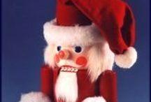 Nutcracker Santa, Elf, etc / by Sara Harville