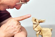 Origami & paper works