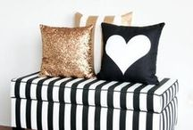 Accent Pillows / Pillows are a great and inexpensive way to brighten up your bedroom or any other room in your home! Take a look at some of our favorite pillows. / by Sleepy's