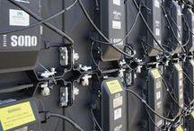 Alquiler de Equipos Audiovisuales / Alquiler de material audiovisual: pantallas de LEDs, sistemas de proyección, videowalls, traducción simultánea, sistemas de sonido, microfonía inalámbrica, procesadores y matrices...