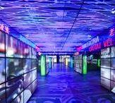 Exposiciones efímeras - Ingeniería audiovisual / Diseño, integración y alquiler de equipos audiovisuales para exposiciones temporales
