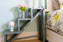 Nightstand Inspiration / Utilize the space in your night stand! Take a look at our inspiration. / by Sleepy's