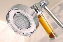 Shower filter / Select the best shower filter with help of our shower filter reviews. You need it because all household water supplies contain added chlorine etc... http://walkinshowers.org/best-shower-filter-reviews.html