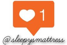 Instagram / Did you guys know that we're on Instagram!? Follow us at @SleepysMattress and never miss another post! Of course, we will update our posts to our Pinterest board, but we'd love a follow too!  / by Sleepy's