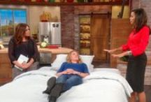 As Seen on The Rachael Ray Show! / Products featured on The Rachael Ray Show - Available Now at Sleepy's! / by Sleepy's