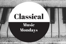 Classical Music / Home of #ClassicalMusicMondays a collection of Classical Music favourites.
