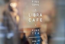 Libra Cafe Znaczy Kawiarnia / Branding kawiarni Libra