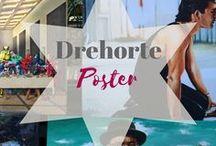 Drehorte Poster / Filmplakate & Drehortposter