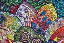 Mosaic project / Excellent mosaic projects!