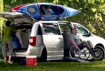 Wheelchair Vans / MobilityWorks offers the largest variety of new and used wheelchair vans for sale. / by MobilityWorks